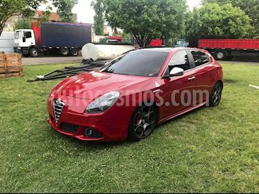 Foto venta Auto usado Alfa Romeo Giulietta 1.8 Veloce Quadrifoglio (2012) color Rojo precio u$s18.000