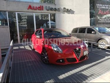Foto venta Auto usado Alfa Romeo Giulietta 1.8L Turbo (2016) color Rojo precio $380,000