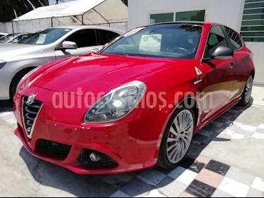 Foto venta Auto usado Alfa Romeo Giulietta 1.8L Turbo (2015) color Rojo precio $310,000