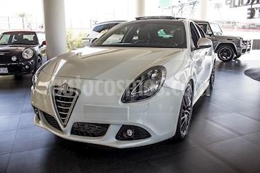 Foto venta Auto usado Alfa Romeo Giulietta 1.8L Turbo (2014) color Blanco precio $249,000