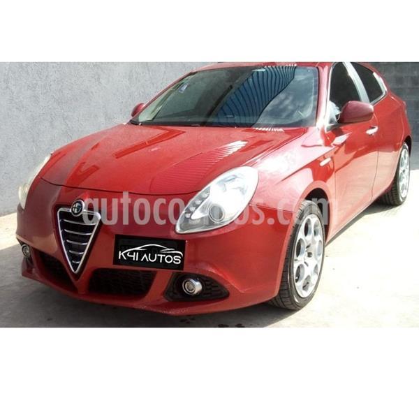 Alfa Romeo Giulietta 1.4 170Cv Distinctive TCT usado (2014) color Rojo precio $1.050.000