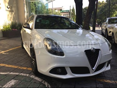 Foto venta Auto usado Alfa Romeo Giulietta GIULIETTA 1.8 QUADRIFOGLIO VERDE 5P (2016) color Blanco precio $325,000