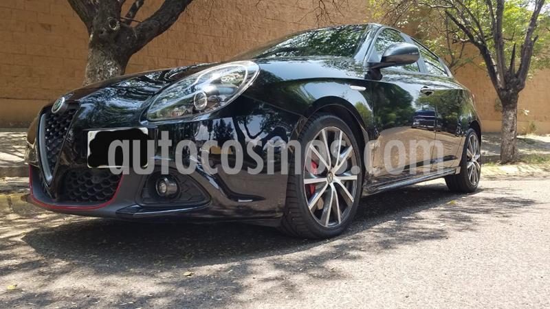 Alfa Romeo Giulietta Veloce TCT usado (2018) color Negro precio $370,000