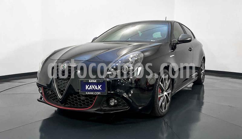 Alfa Romeo Giulietta Veloce TCT usado (2017) color Negro precio $374,999