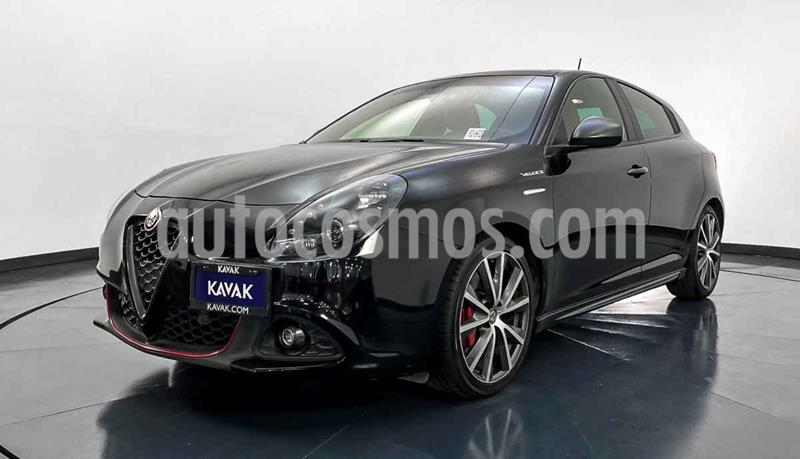 Alfa Romeo Giulietta Veloce TCT usado (2017) color Negro precio $352,999