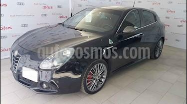 Alfa Romeo Giulietta Quadrifoglio Verde usado (2016) color Negro precio $335,000