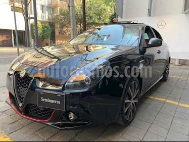 Alfa Romeo Giulietta Veloce TCT usado (2017) color Negro precio $365,000