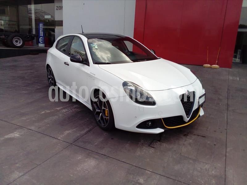 Alfa Romeo Giulietta Veloce TCT usado (2020) color Blanco precio $530,000