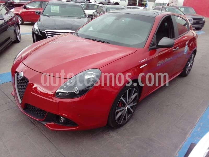 Alfa Romeo Giulietta Veloce TCT usado (2018) color Rojo precio $520,000