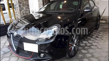 Foto venta Auto usado Alfa Romeo Giulietta Veloce TCT (2017) color Negro precio $370,000