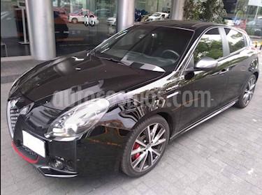 Foto venta Auto usado Alfa Romeo Giulietta Veloce TCT (2018) color Negro precio $592,000