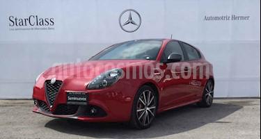 Foto venta Auto usado Alfa Romeo Giulietta Veloce TCT (2018) color Rojo precio $499,900