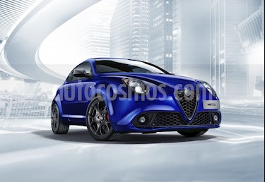 Alfa Romeo MiTo mito usado (2017) color Azul precio u$s3.000.000