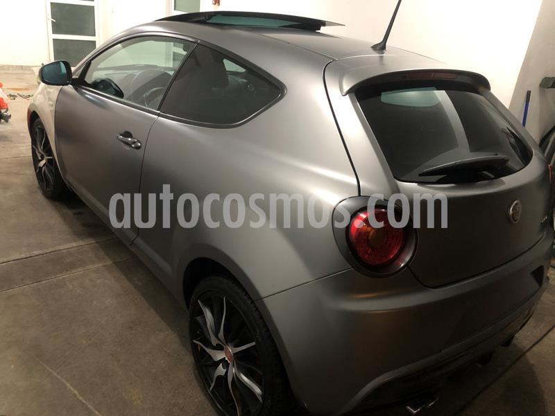 Alfa Romeo MiTo Veloce usado (2018) color Gris Tekno precio $239,000