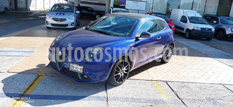 Alfa Romeo MiTo Veloce usado (2019) color Azul precio $375,000