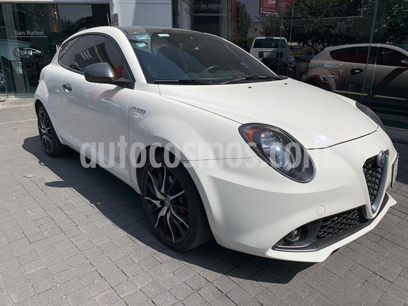 Alfa Romeo MiTo Veloce usado (2019) color Blanco precio $350,000
