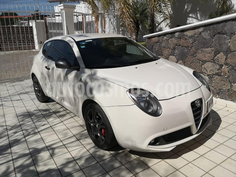 Alfa Romeo MiTo Progression Luxury usado (2016) color Blanco precio $198,000