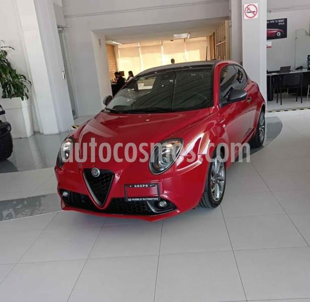 Alfa Romeo MiTo Progression Luxury usado (2018) color Rojo Alfa precio $285,000