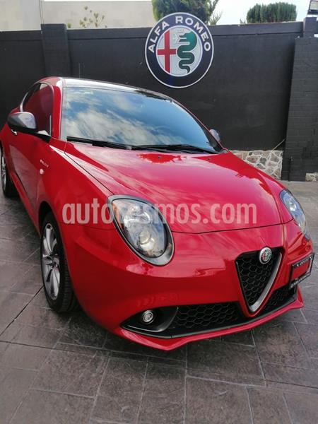 Alfa Romeo MiTo Progression Luxury usado (2018) color Rojo precio $285,000