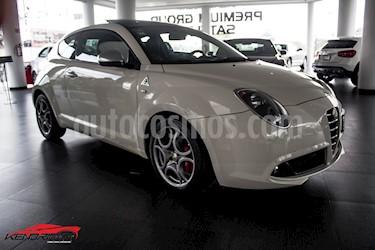 Foto venta Auto usado Alfa Romeo MiTo Quadrifoglio Verde (2013) color Marron precio $179,000
