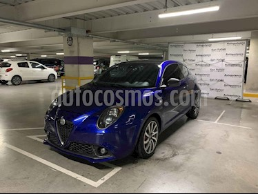 Foto venta Auto usado Alfa Romeo MiTo Veloce (2017) color Azul precio $304,900