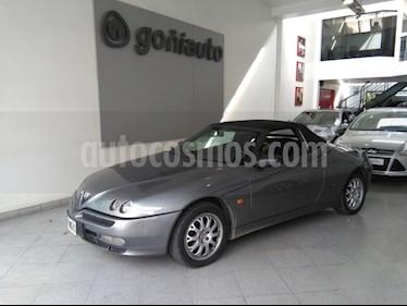 Foto venta Auto usado Alfa Romeo Spider - (2000) color Gris precio u$s30.500