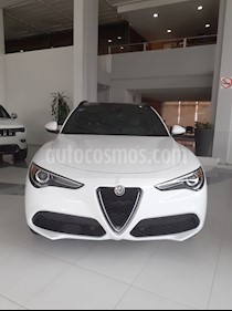 Alfa Romeo Stelvio TI usado (2018) color Blanco precio $999,998