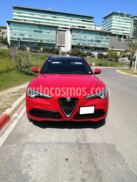 Alfa Romeo Stelvio TI usado (2018) color Rojo precio $850,000