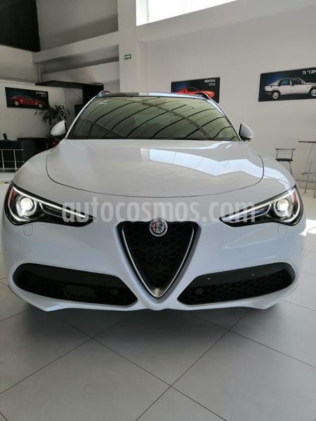 Alfa Romeo Stelvio TI usado (2019) color Blanco precio $1,249,000