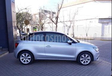 Foto venta Auto usado Audi A1 1.4 T FSI S- Line S-tronic (2013) color Gris Claro