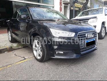 Audi A1 1.4 T FSI S- Line S-tronic usado (2017) color Negro precio u$s23.500