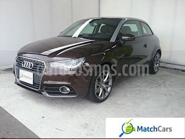 Foto venta Carro usado Audi A1 1.4L TFSI Ambition  (2015) color Marron precio $58.990.000