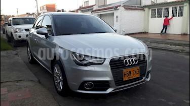 Audi A1 1.4L TFSI S-Tronic Luxury usado (2014) color Plata precio $53.000.000
