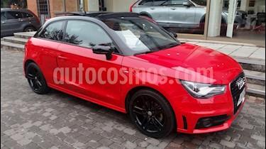 Audi A1 1.4L TFSI S-Tronic  usado (2013) color Rojo precio $9.900.000
