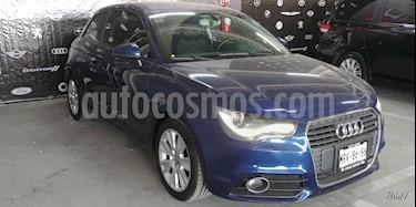 Foto venta Auto usado Audi A1 3p Ego L4/1.4/T Aut (2014) color Azul Marino precio $199,000