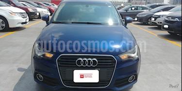 Foto venta Auto Seminuevo Audi A1 3p Ego L4/1.4/T Aut (2014) color Azul Marino precio $229,000