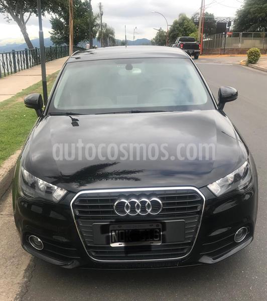 Audi A1 Sportback T FSI Ambition usado (2014) color Negro precio $1.650.000