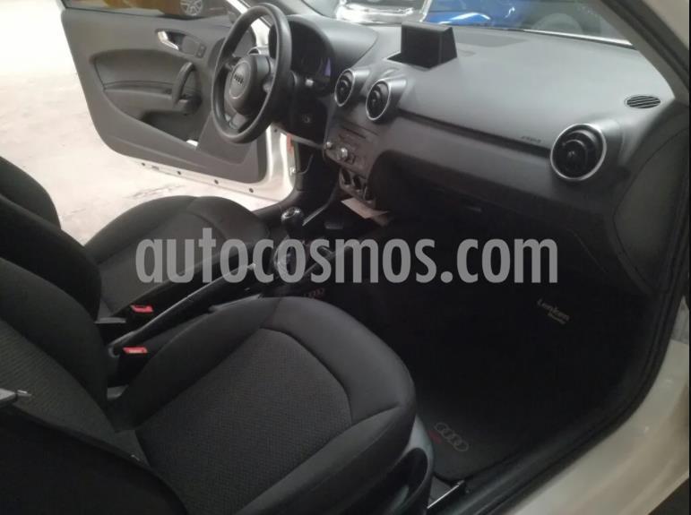 Audi A1 T FSI Ambition usado (2013) color Blanco Amalfi precio $1.350.000
