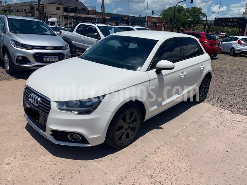 Audi A1 T FSI Ambition usado (2013) color Blanco Amalfi precio $1.790.000