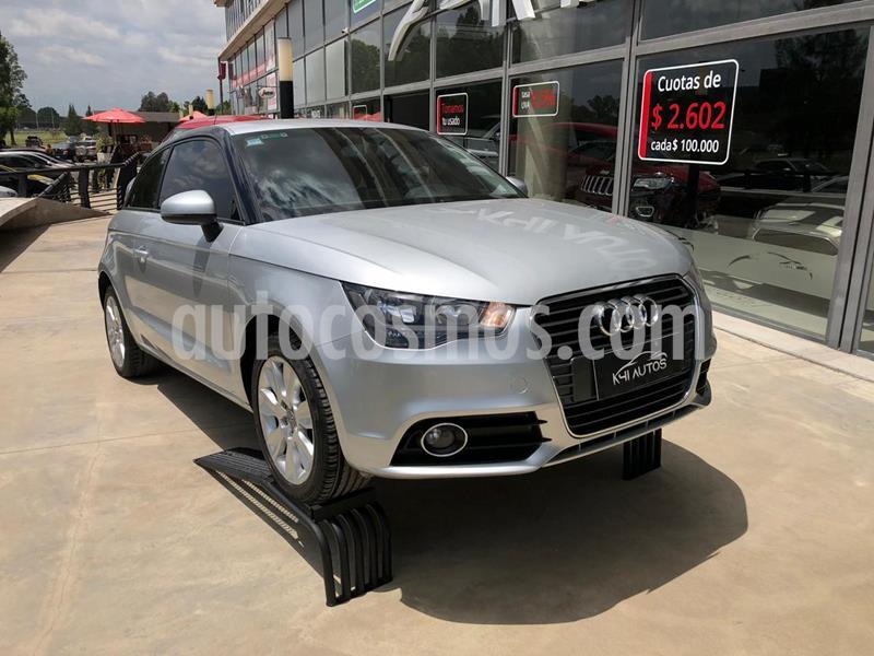 Foto Audi A1 T FSI Ambition usado (2013) color Gris precio $1.850.000