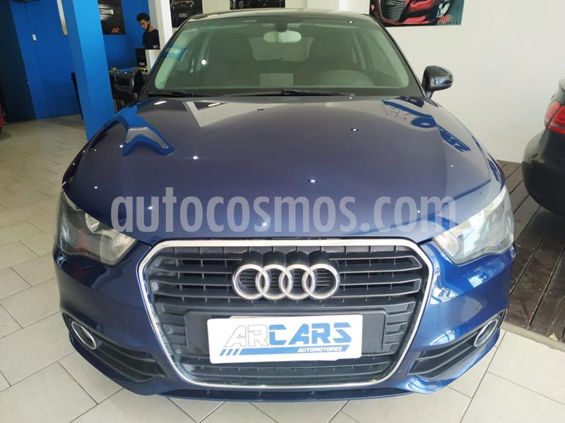 Audi A1 T FSI S-tronic usado (2012) color Azul Cumulo precio u$s13.500