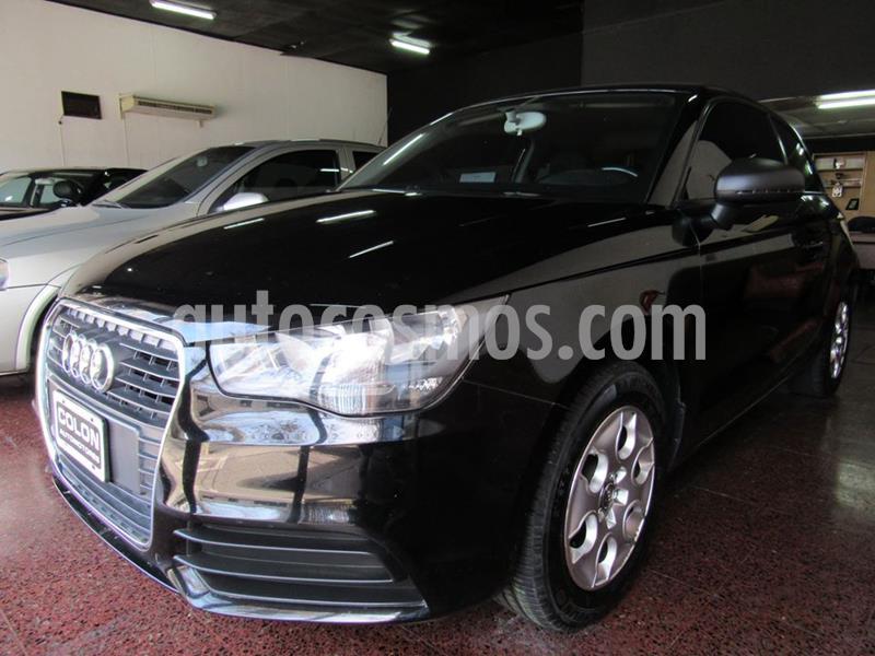 Audi A1 T FSI Ambition usado (2012) color Negro Phantom precio $1.499.800