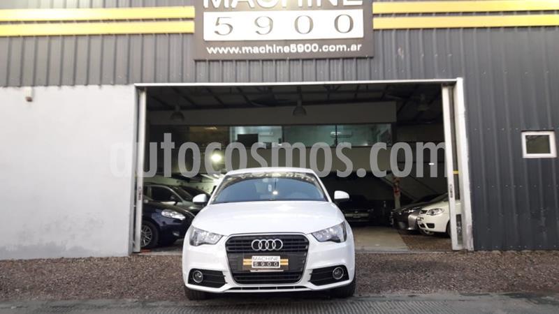 Audi A1 T FSI Ambition usado (2013) color Blanco precio $1.680.000