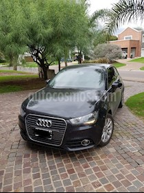 Audi A1 T FSI Ambition usado (2013) color Negro precio $1.150.000