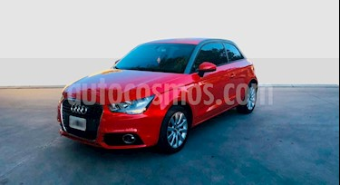 Audi A1 T FSI Ambition usado (2013) color Rojo precio $930.000