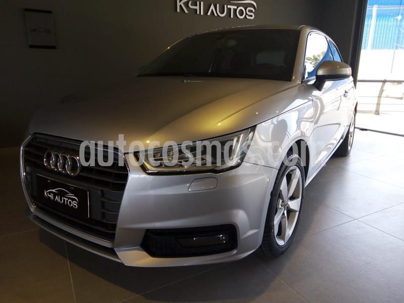 Audi A1 T FSI S-tronic usado (2016) color Plata precio $2.557.500