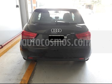 Audi A1 T FSI Attraction usado (2013) color Negro precio u$s14.500