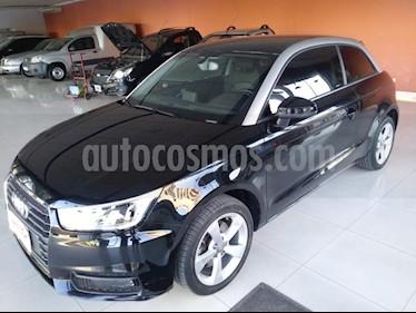 Audi A1 T FSI Ambition usado (2015) color Negro precio $1.395.000
