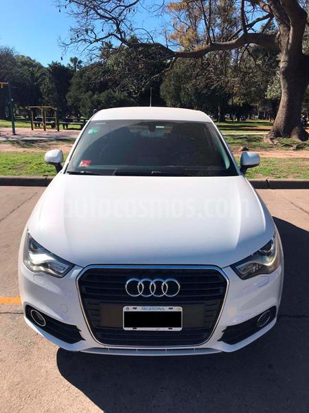 Audi A1 1.4 TFSI Ambition usado (2013) color Blanco precio $1.300.000