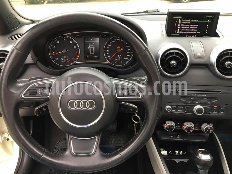 foto Audi A1 1.4L TFSI S-Tronic  usado (2013) color Blanco precio $9.980.000